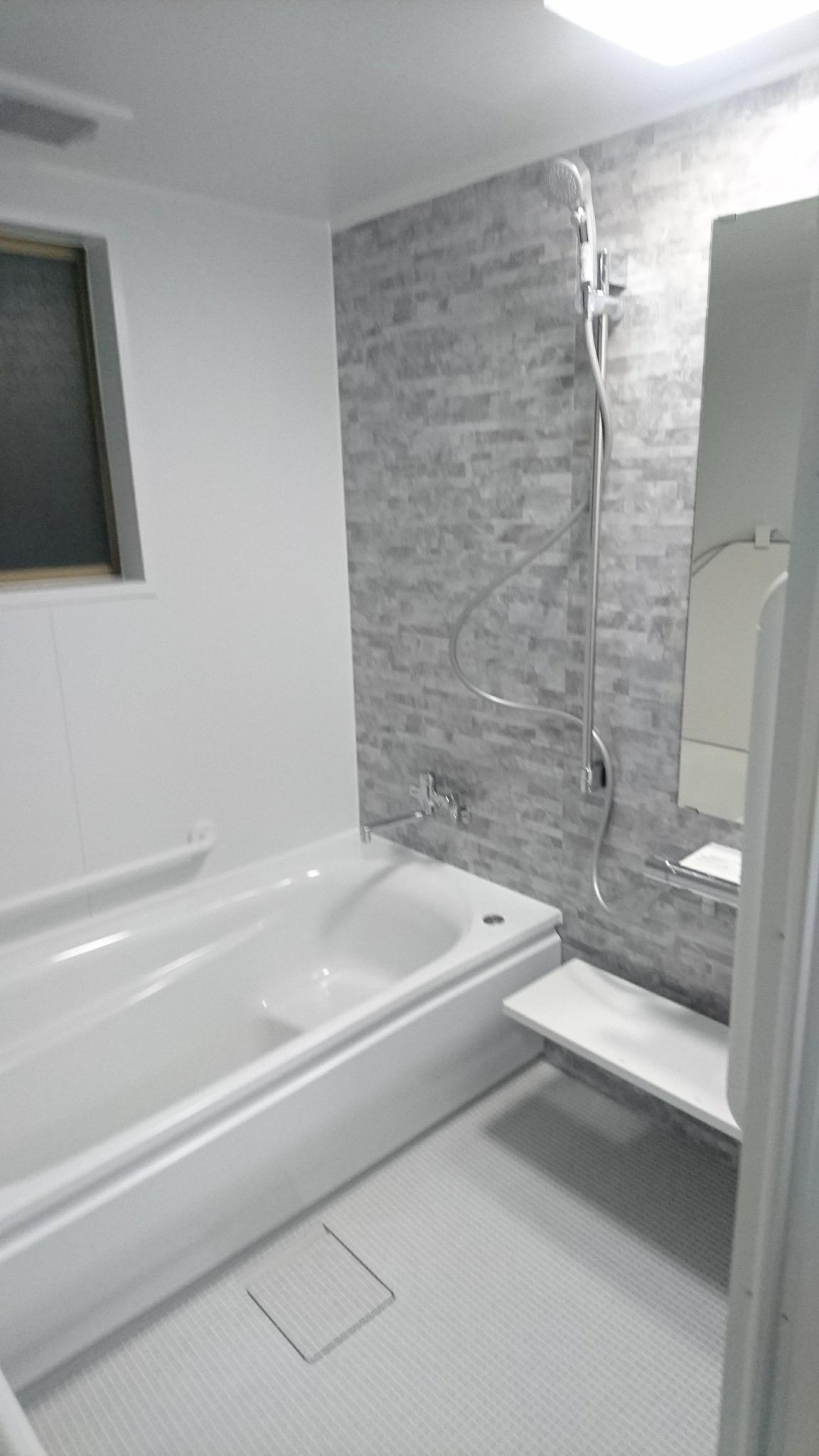 大阪市のS様邸単品工事(浴室改装)
