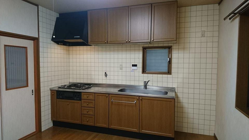 BEFORE01 キッチン