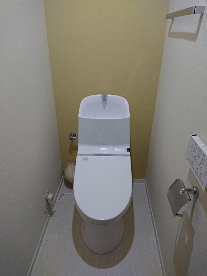 生野区 F様単品工事 トイレ改装工事